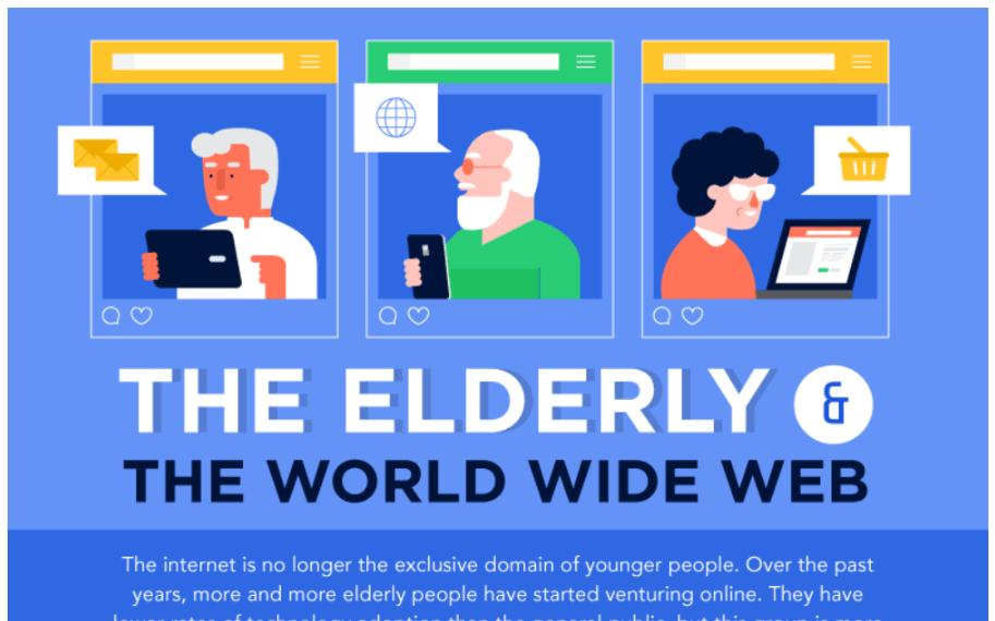 anziani - regole da seguire per web developers