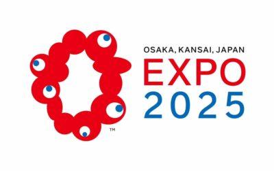 Il logo di Expo 2025