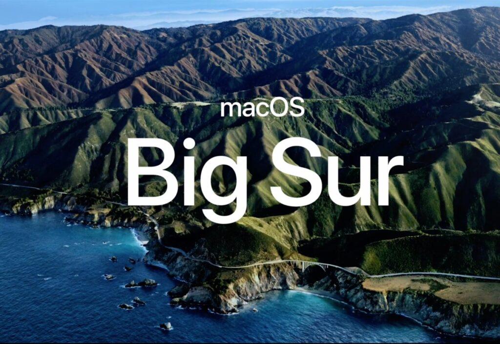 macos big sur e la sincronia tra desktop e mobile
