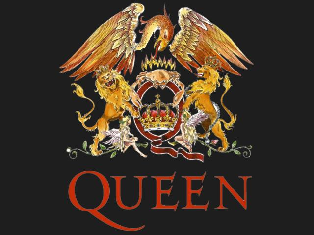 logo semplice ed efficace queen