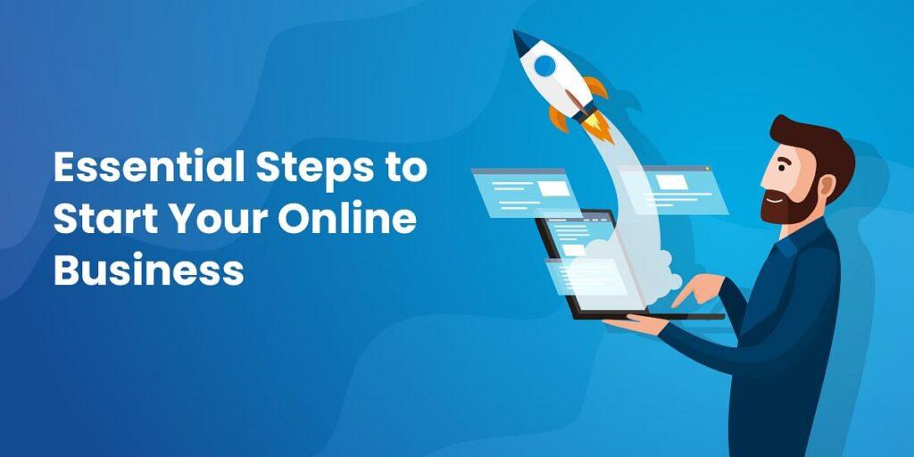 come avviare una attività online