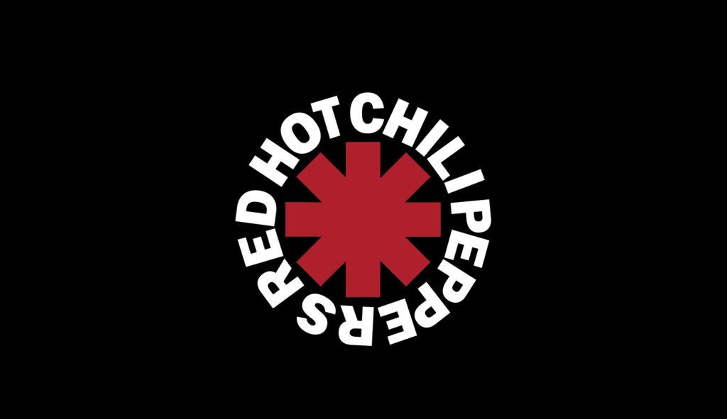 logo semplice ed efficace RHCP