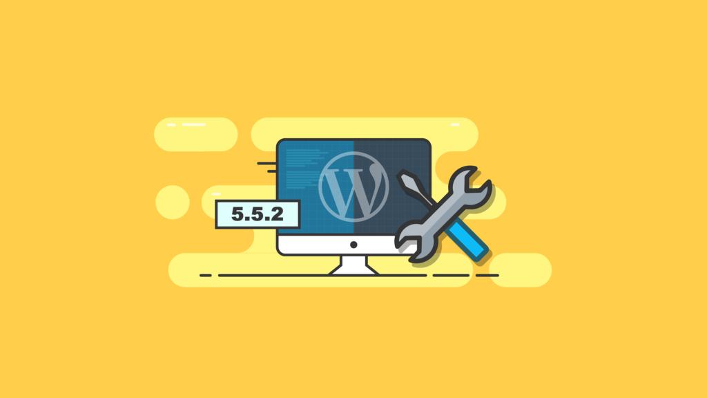 fiasco aggiornamento wordpress 5.5.2