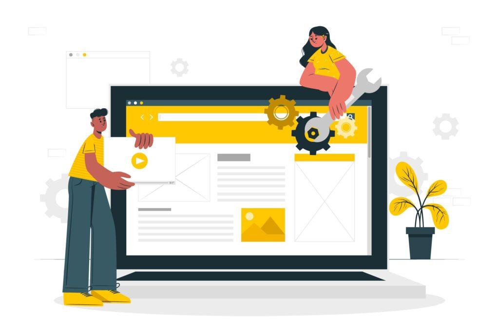 le migliori piattaforme per creare siti web