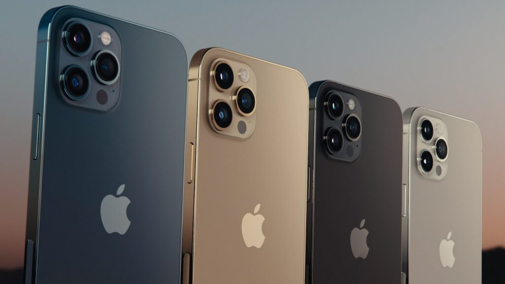 i nuovi iphone 12