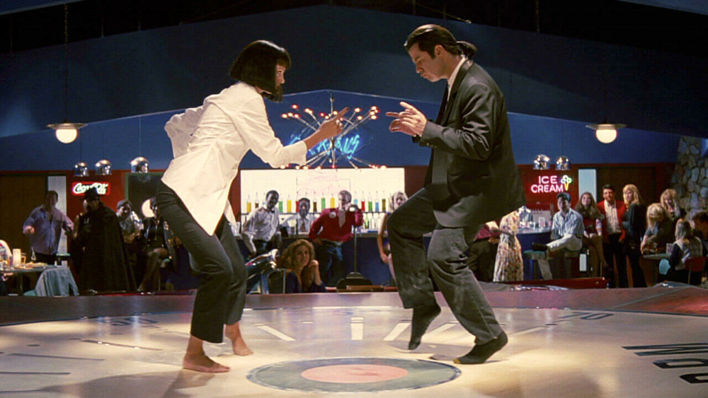Pulp Fiction - scena ballo