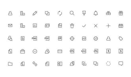 Video tutorial (Speed draw) Come creare icone con Adobe Illustrator