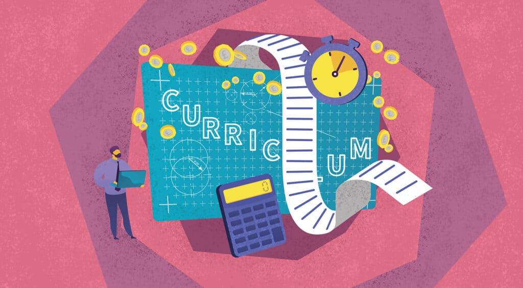 come aggiornare il curriculum