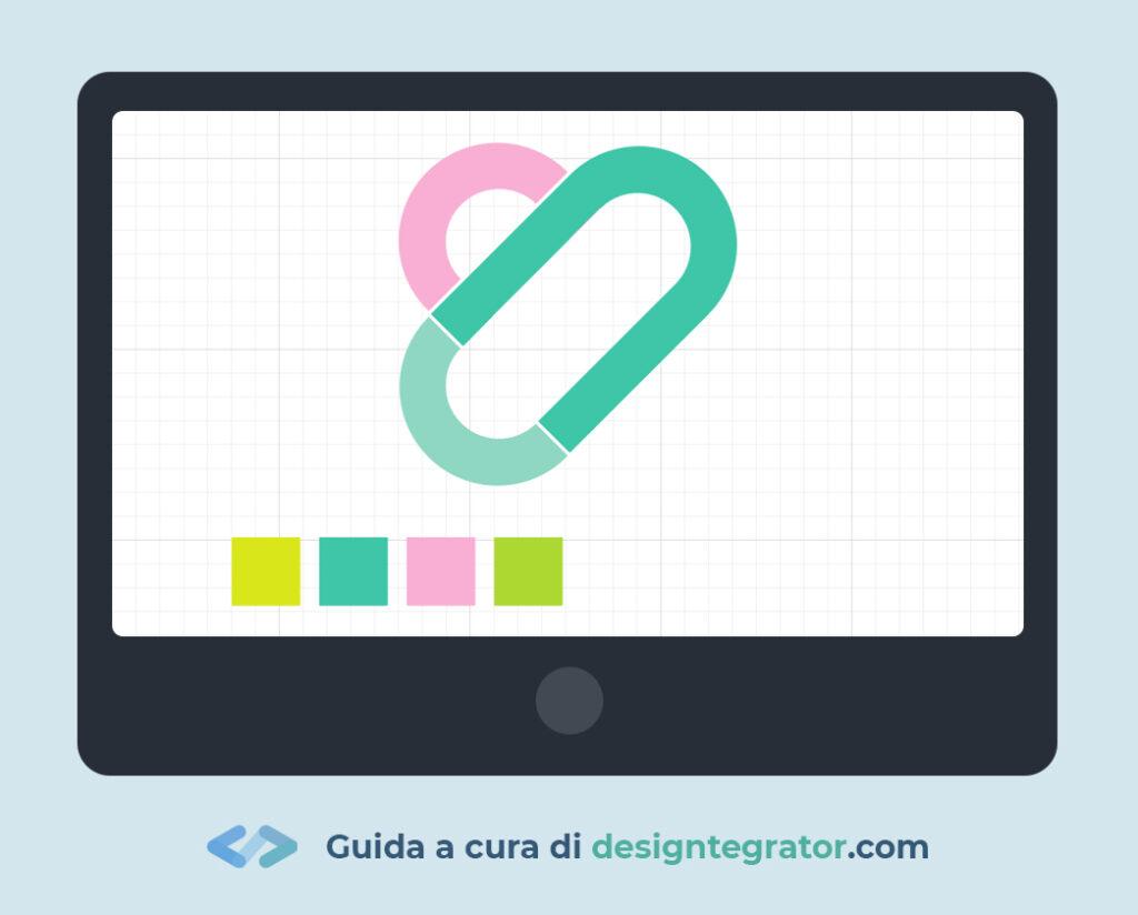 logo in illustrator - bozza 3