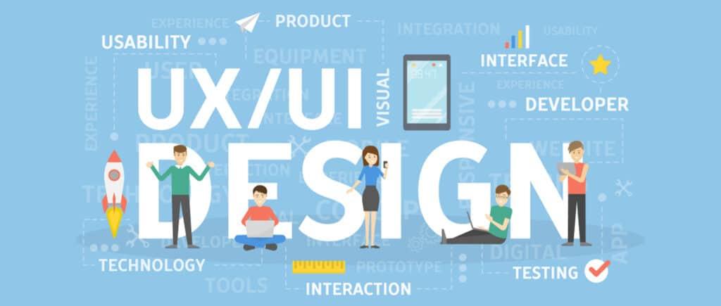 quanto costa un sito web - ui e ux design