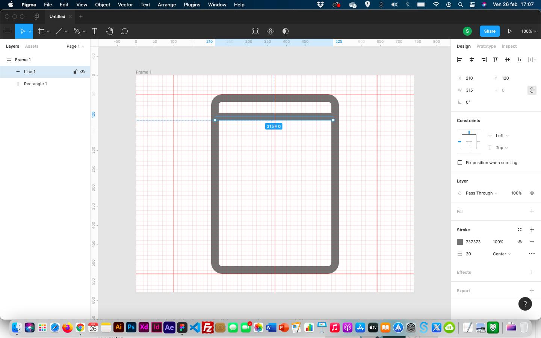 creare icone - definiamo i dettagli