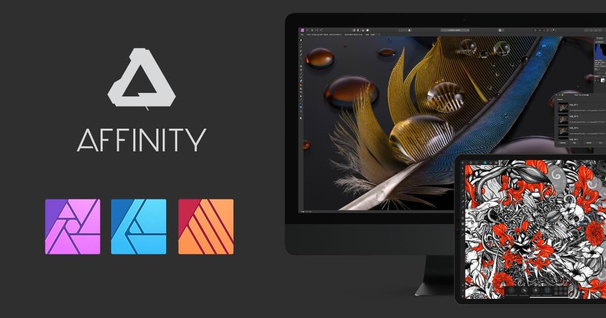 editor foto - affinity designer