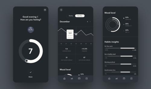 Dark mode: Suggerimenti per creare app e siti web a tema scuro