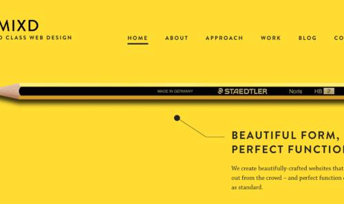 Design minimalista e web: ecco i quattro elementi essenziali