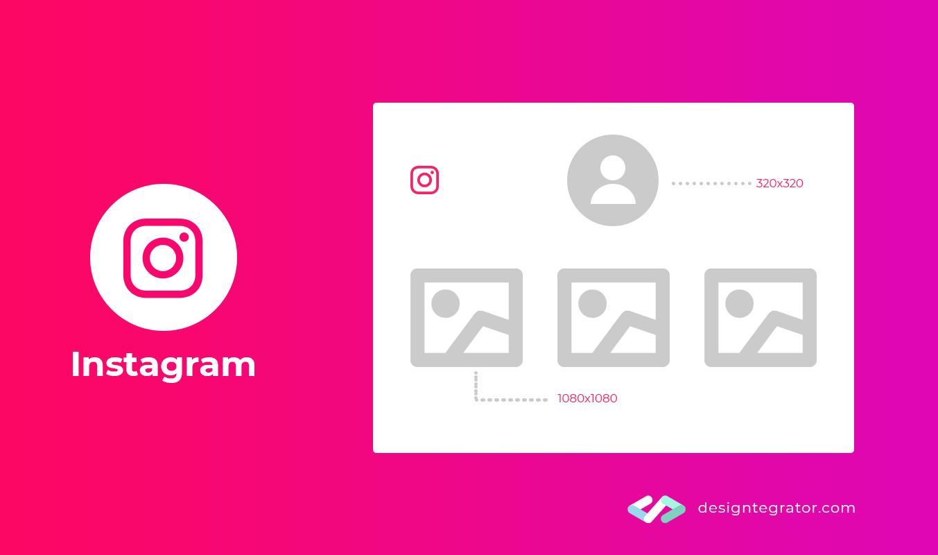dimensioni foto profilo instagram