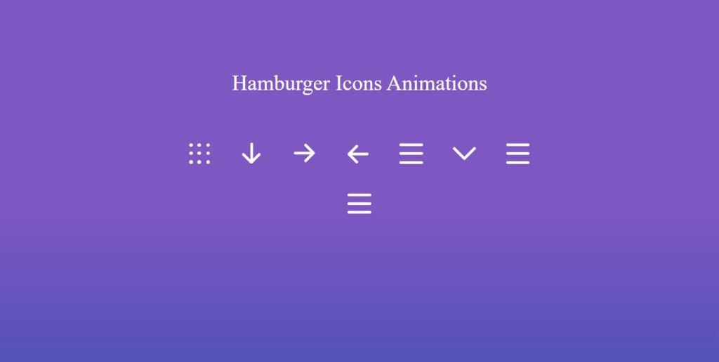 siti responsive hamburger menu