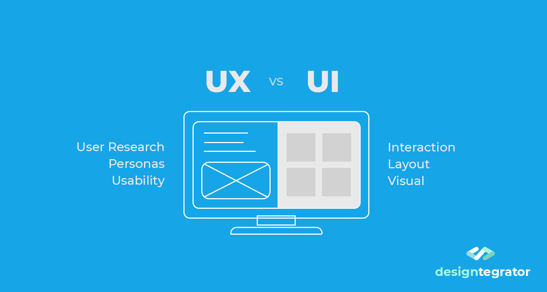 ui ed ux design - differenze