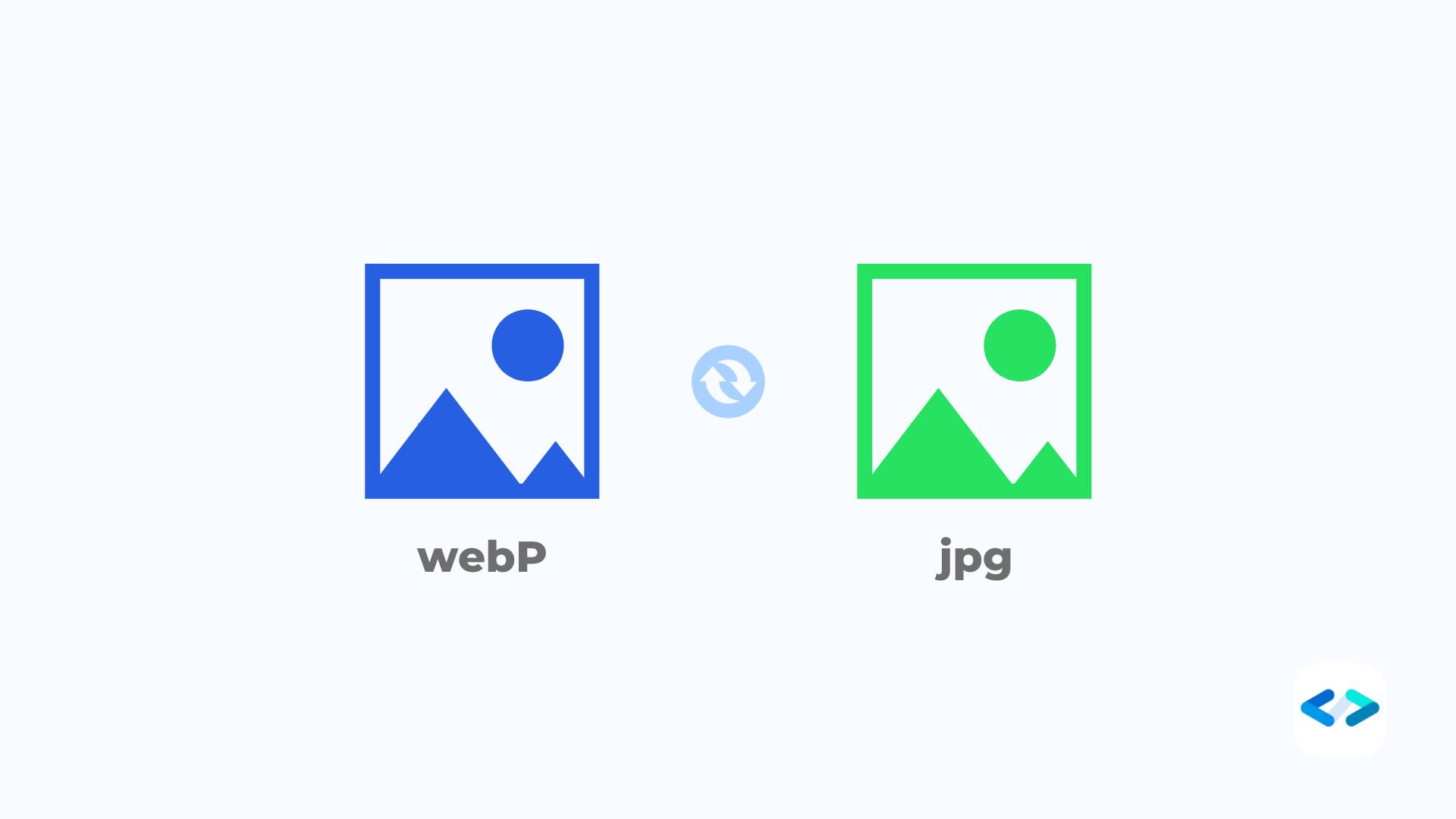 da webp a jpg e viceversa