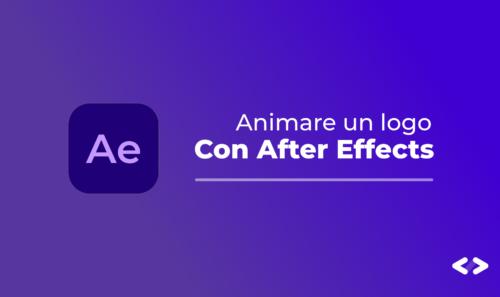 Tutorial After Effects – Animare un logo in pochi, semplici, passaggi (video)