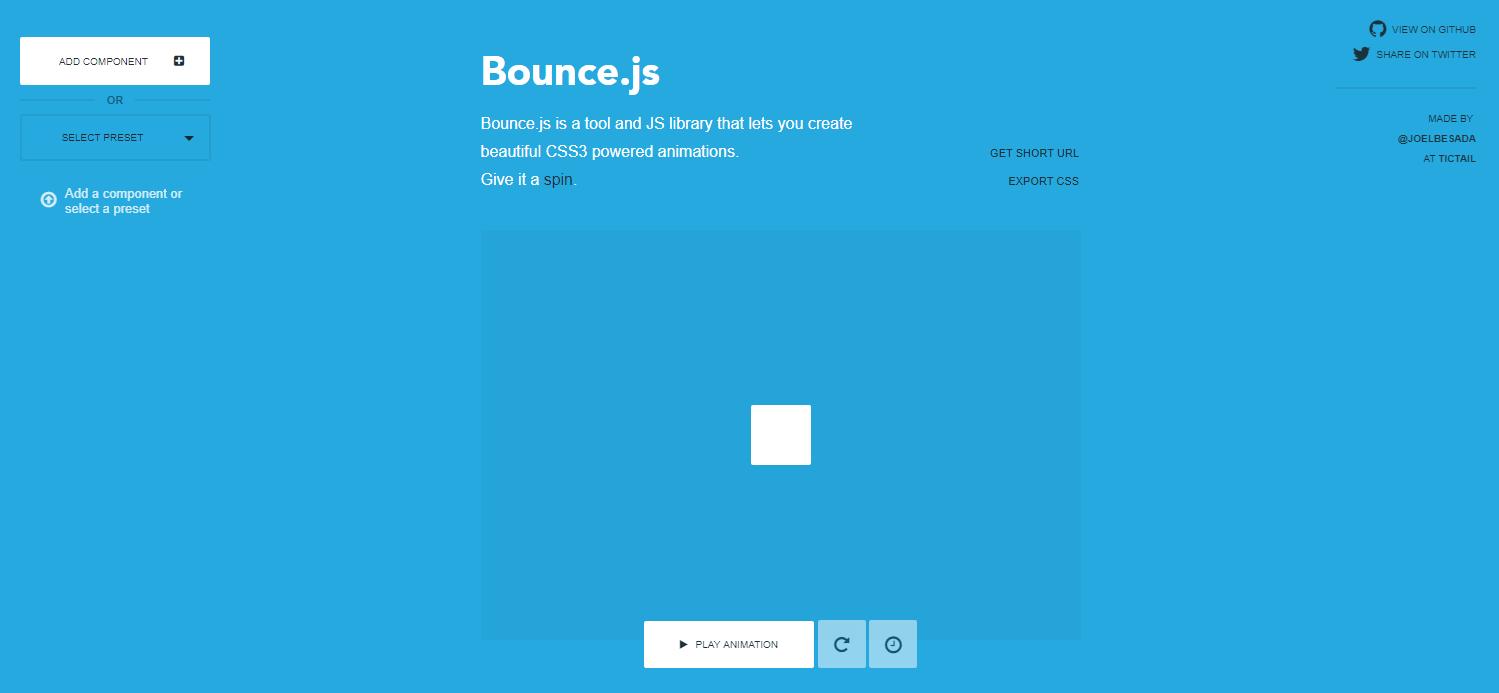 bounce js