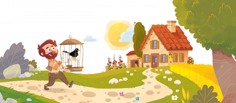 illustratore per bambini - andrea lucci