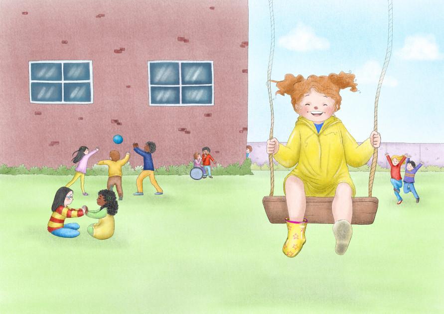 illustratore per bambini - babara dessi