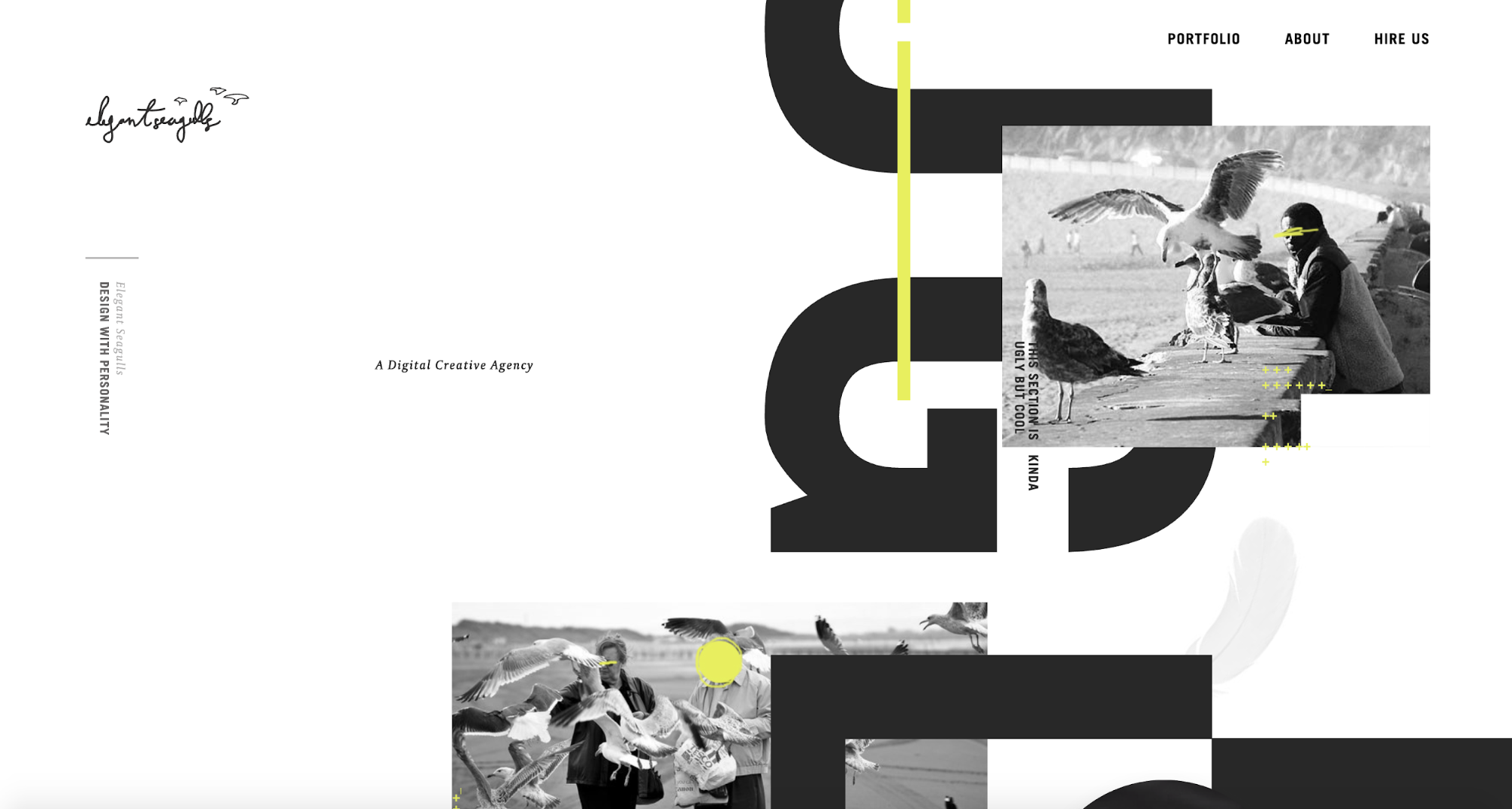 web design tipografici