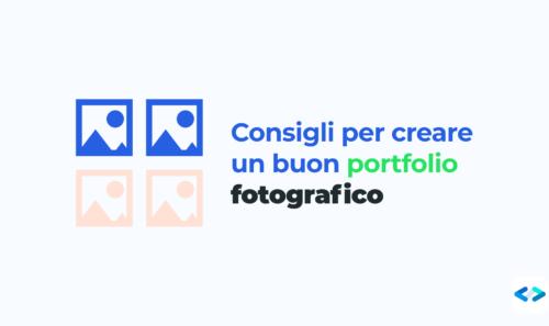 Consigli utili per creare straordinari siti per fotografi