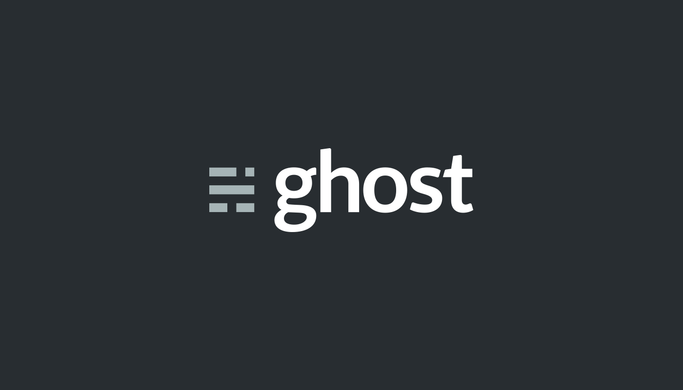 alternative a wordpress - ghost