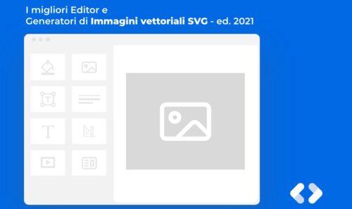 Immagini Vettoriali – I migliori SVG Editor Online del 2021