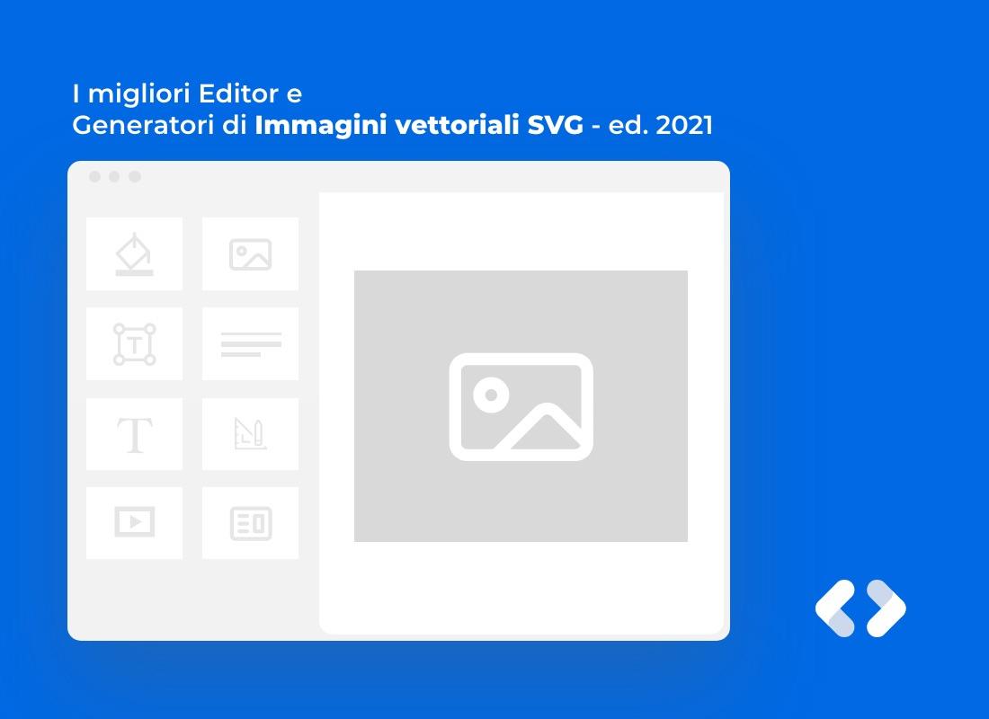 immagini vettoriali - svg editor