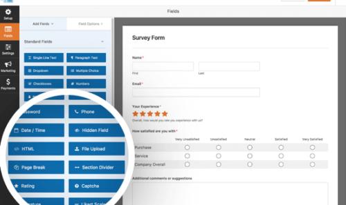 Surveys and Polls Addon di WPForms – Sondaggi perfetti per il nostro sito web