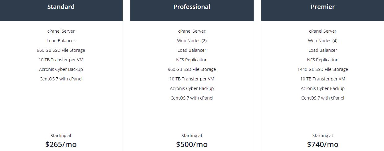 liquid web cloud server